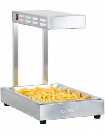 Chauffe-frites GN 1/1 Quartz
